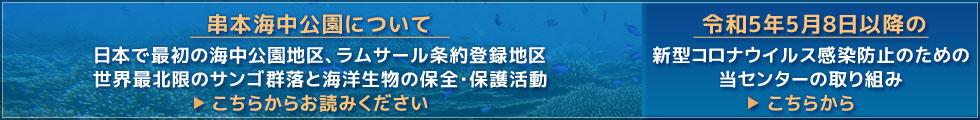About Kushimoto Marine Park