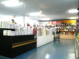 水族館売店