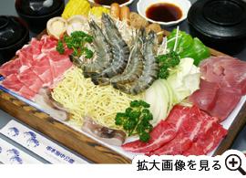 海鮮バーベキュー2000円